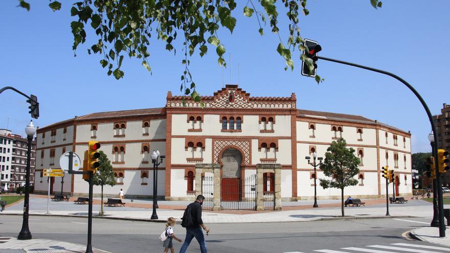 Gijón busca dinero en Europa para reformar El Bibio y ponerle una cubierta