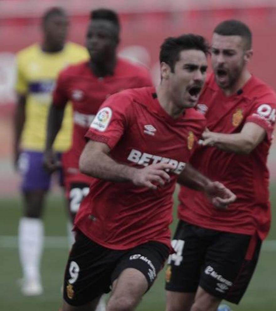 Todos los goles de la jornada 26 de Segunda: Prats y Salva Sevilla amarran el liderato del Mallorca