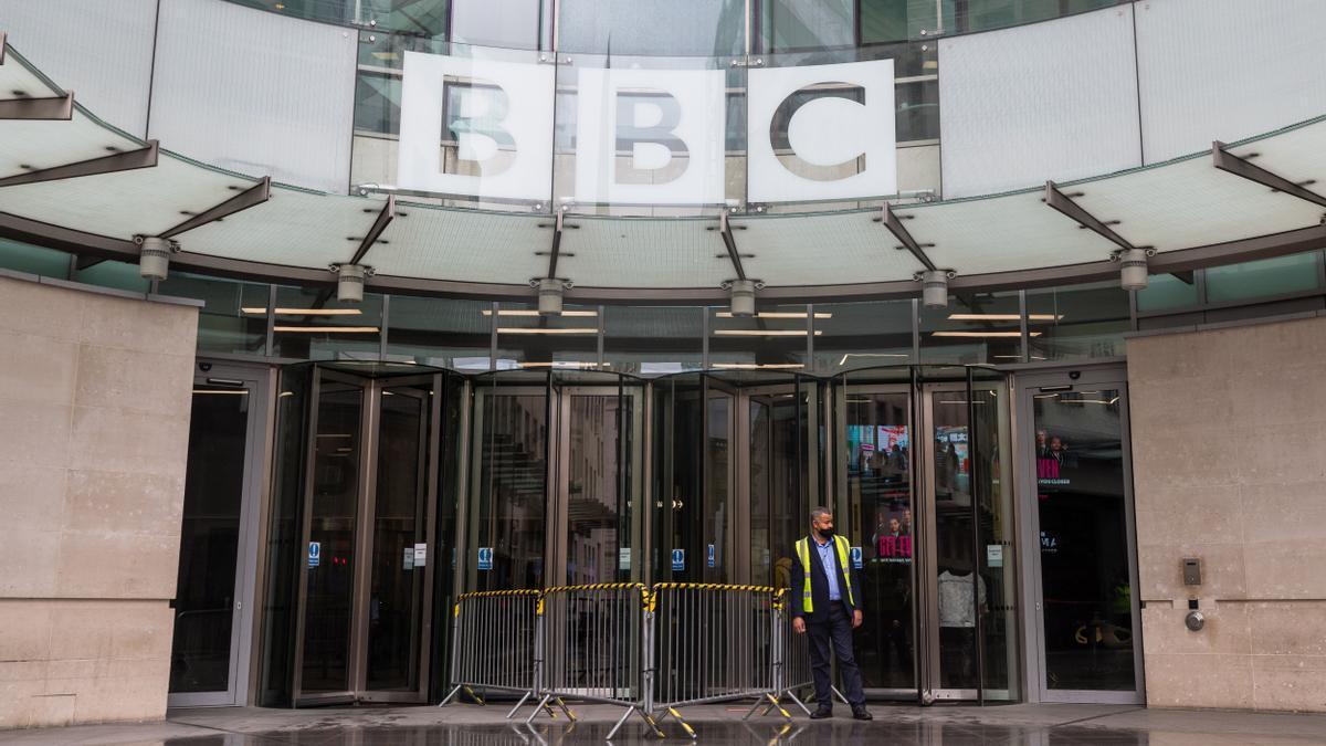 Oficinas de la BBC en Londres