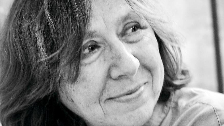 Svetlana Aleksiévich. El precio de la verdad