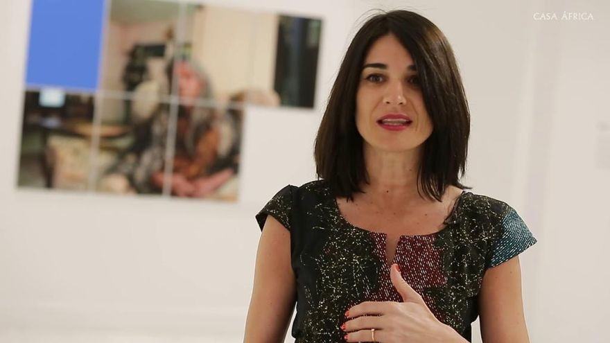 La exposición 'Welcome Her' de Yapci Ramos se despide en Casa África