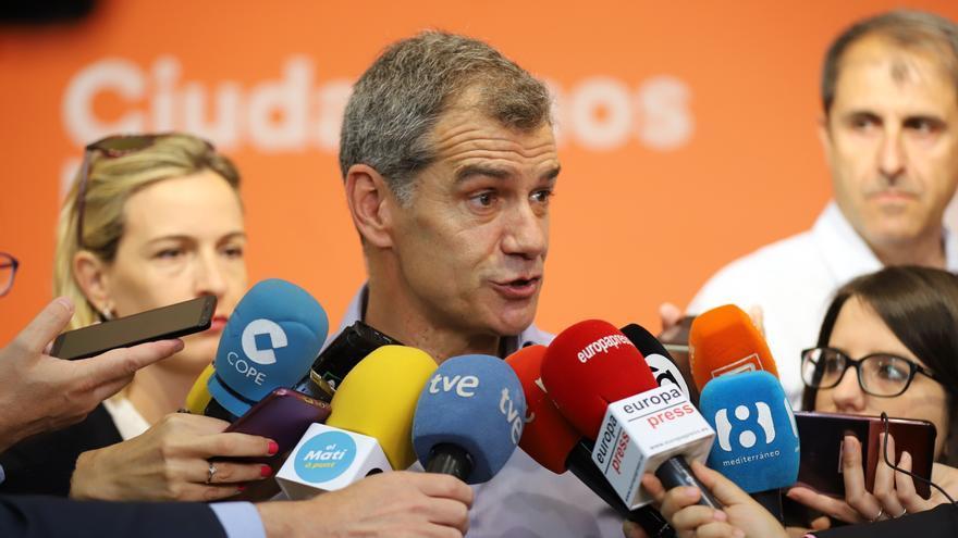 Ciudadanos designa a Toni Cantó coordinador autonómico