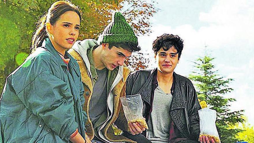 El polémico debut como actriz de Gloria Camila en una serie de Televisión Española