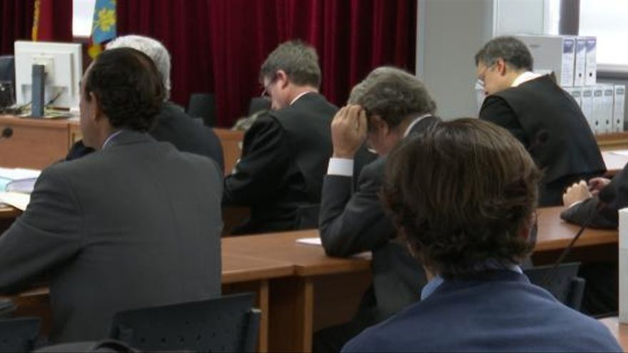 La Audiencia de Valencia absuelve a los acusados del caso del Palau de les Arts