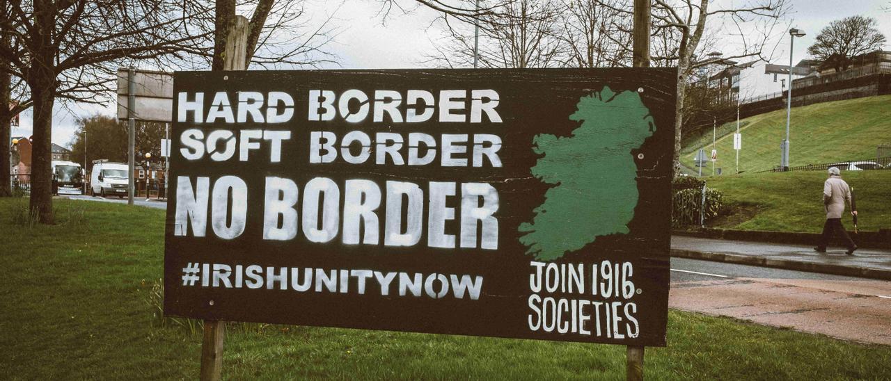 Úlster.- EEUU insta a Reino Unido y UE a preservar el Acuerdo de Viernes Santo sobre Irlanda del Norte