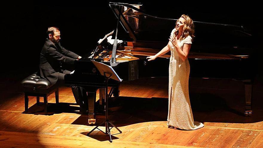 Éxito del estreno del Outono Lírico con la Bel Canto Gala