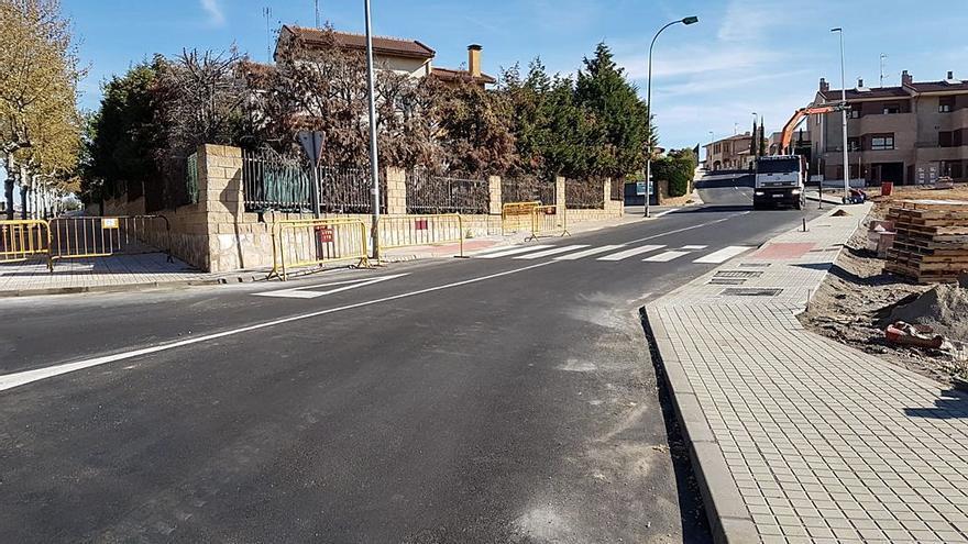Benavente comienza el lunes los trabajos de pavimentación de Las Catalanas