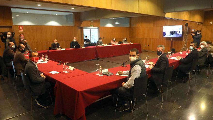 Rotas las negociaciones entre administraciones para un plan conjunto para la hostelería