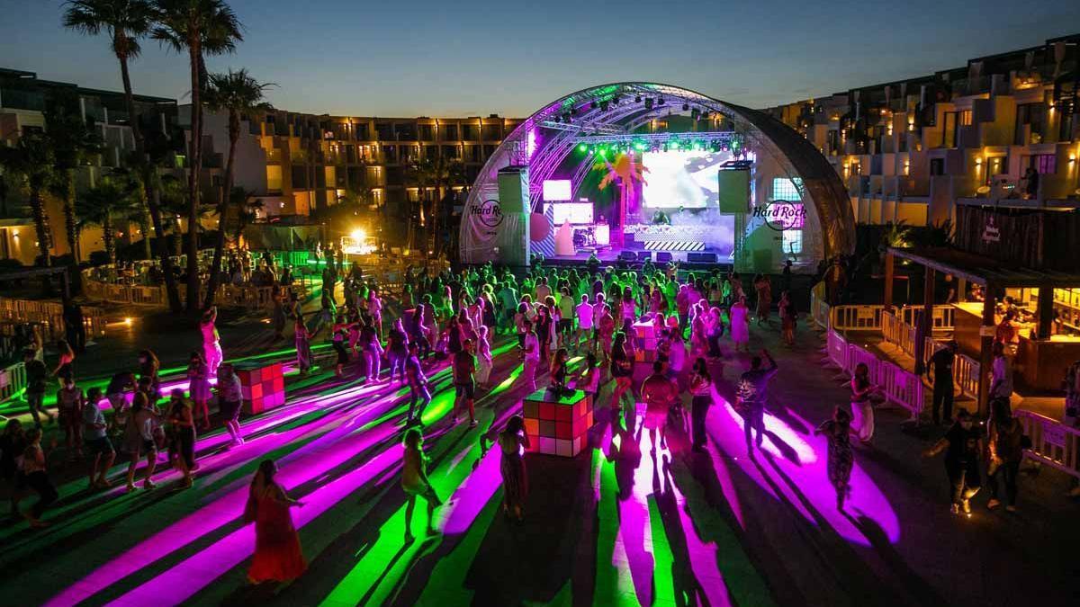 Prueba piloto: Ibiza vuelve a bailar