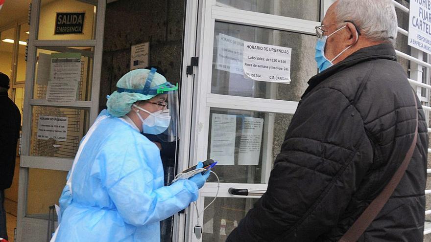 Los casos de COVID continúan al alza en Moaña y Cangas y la comarca roza los 270 contagios
