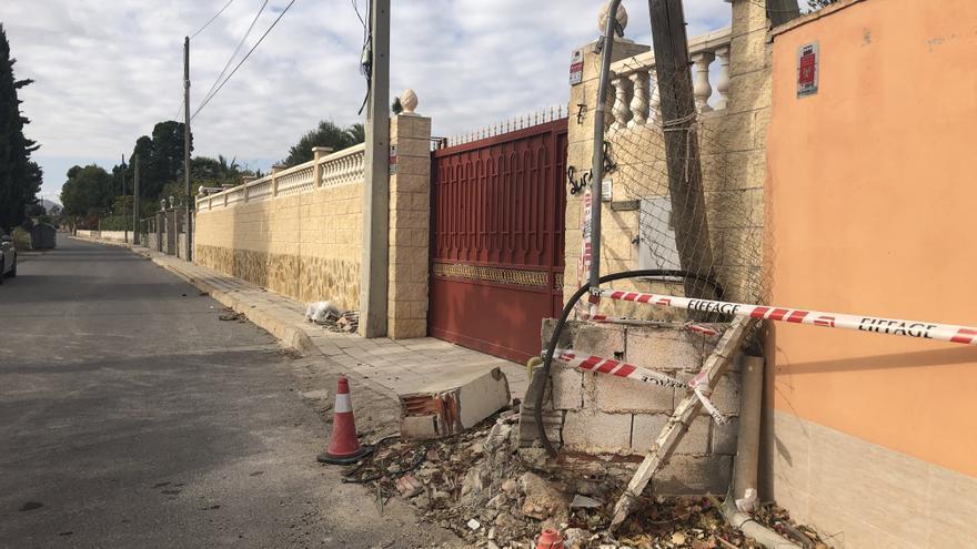 Ciudadanos de San Vicente reclama más seguridad ante los accidentes y el riesgo de atropellos en Sol y Luz