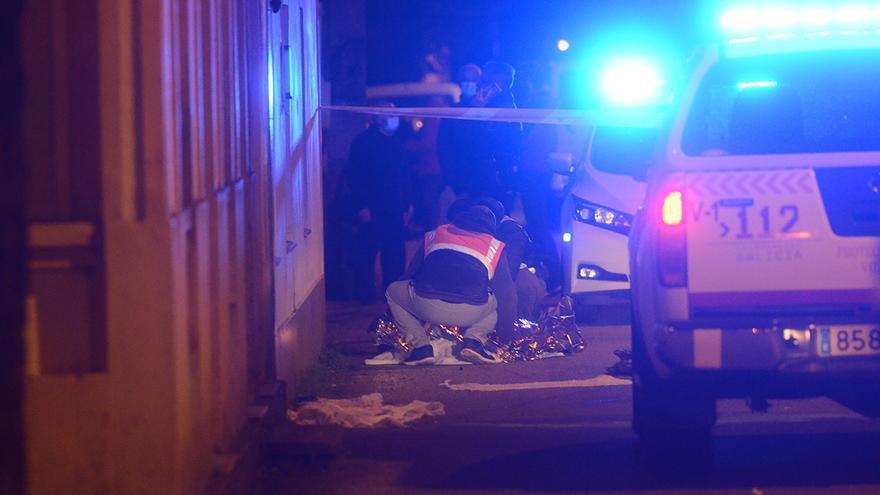 Muere atropellada por un conductor que se dio a la fuga en Vilanova de Arousa