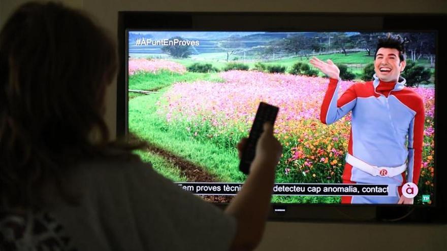 Puig: Las emisiones televisivas de À Punt son una pequeña victoria