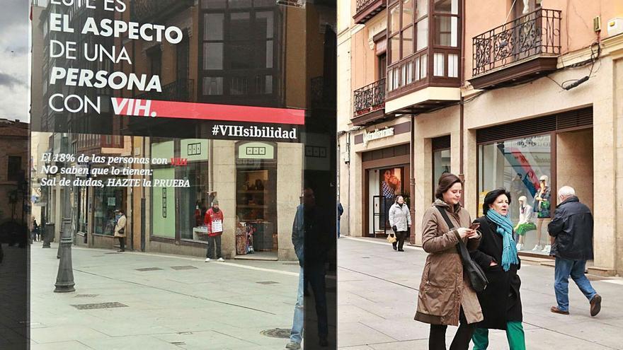 El VIH, la pandemia olvidada también en Zamora