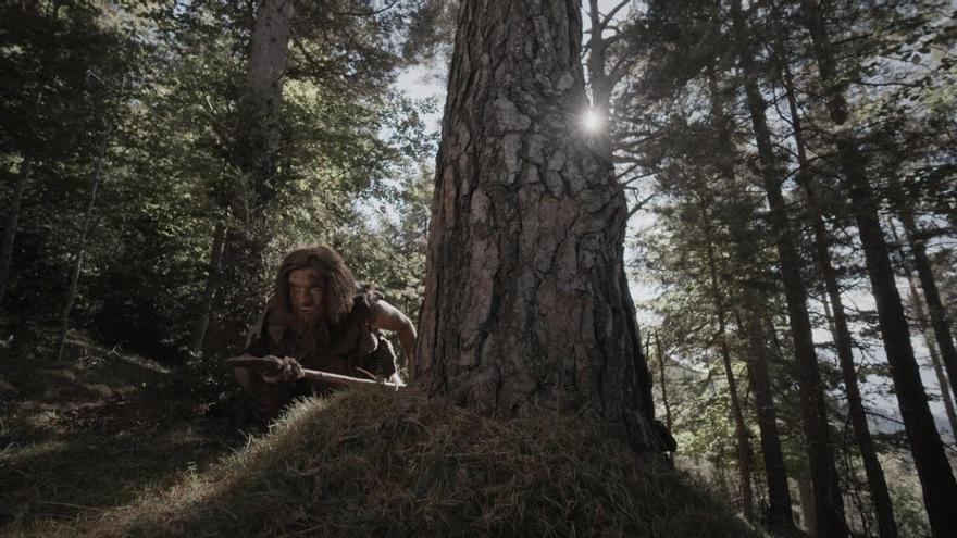 L'èpica banda sonora del documental «Neandertales» és obra de Marc Timón