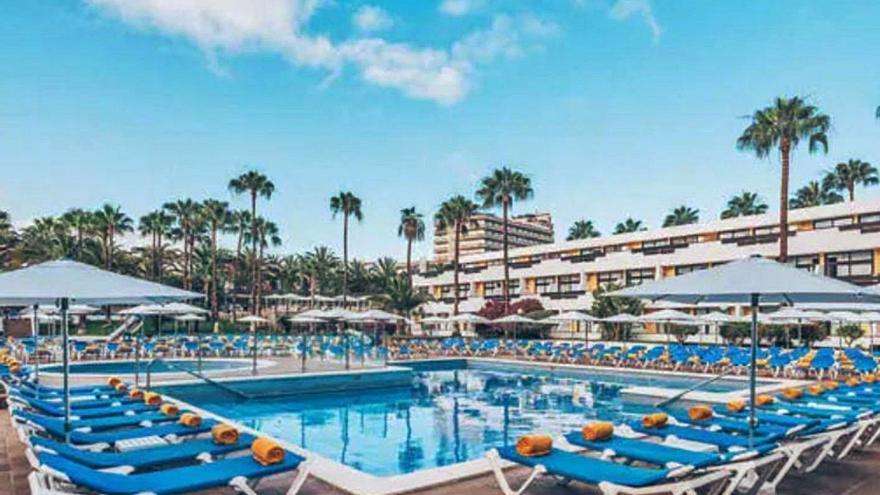 Iberostar pone en venta el hotel Las Dalias por cien millones