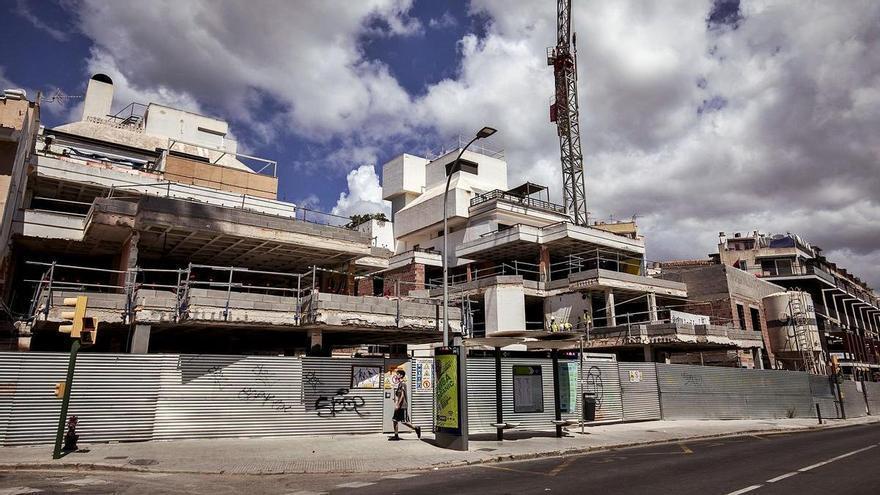 Los proyectos de nuevas viviendas alcanzan el nivel más alto desde 2008