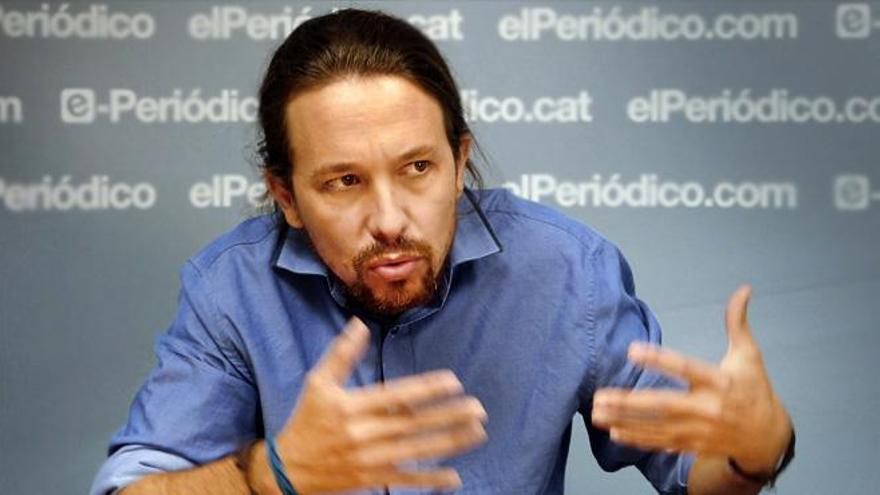 """Iglesias defiende las mociones de censura: """"El PP ni nos compra ni nos manda"""""""