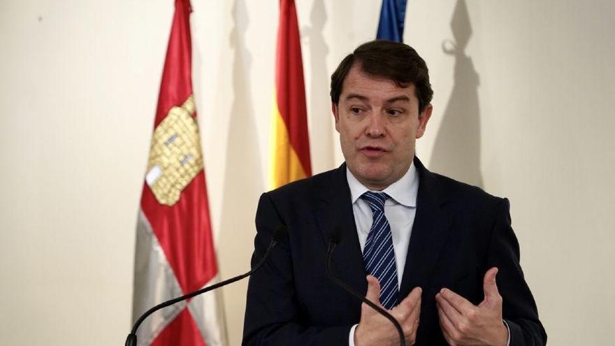 Castilla y León: Mañueco asegura que la Junta vigilará la negociación de la financiación autonómica