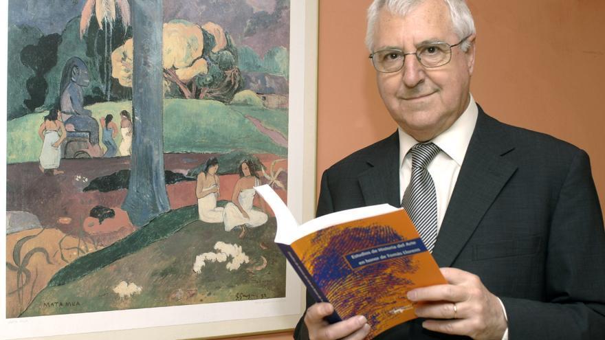 Tomàs Llorens: Toda una vida dedicada al arte y a su divulgación