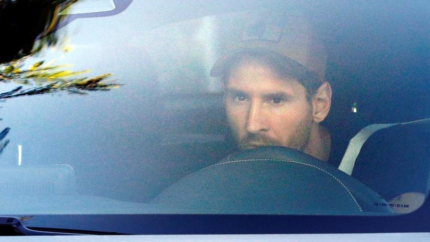 Messi es reincorpora al Barça amb diversos reptes personals pendents