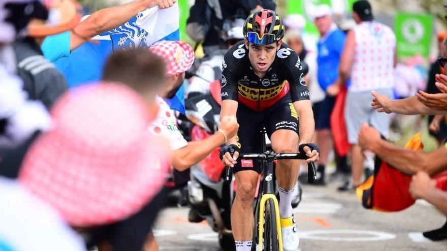 Ganador de la etapa 11 del Tour de 2021: Wout van Aert