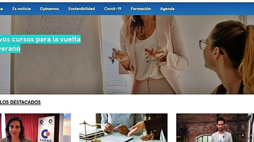 FADE pone en marcha una nueva comunicación empresarial