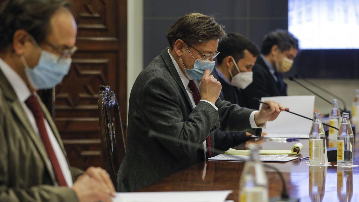 Ximo Puig, en una fotografía de archivo.