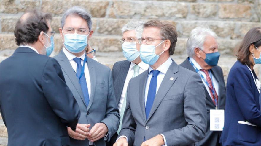 Rajoy dice que no le llegó ninguna multa por salir durante el confinamiento
