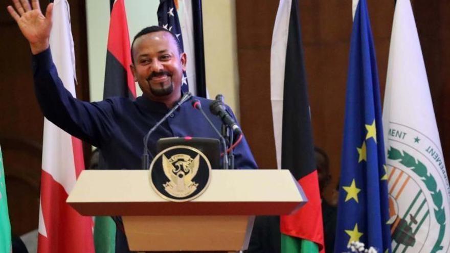El primer ministro de Etiopía, Nobel de la Paz