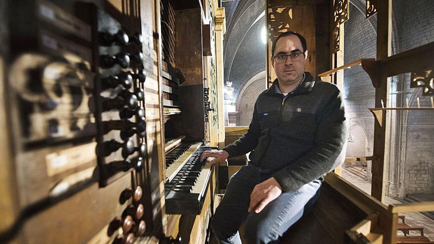 «Molta gent desconeixia la importància de l'orgue»