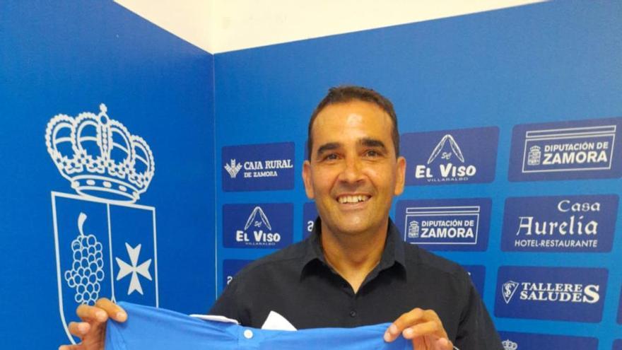 Miguel Losada, nuevo entrenador del CD Villaralbo