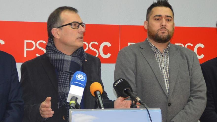 El PSC responsabilitza l'alcaldessa Felip de la inestabilitat de Figueres