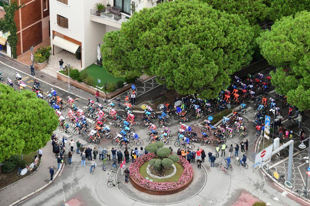 El ecuatoriano Narváez gana en Cesenatico