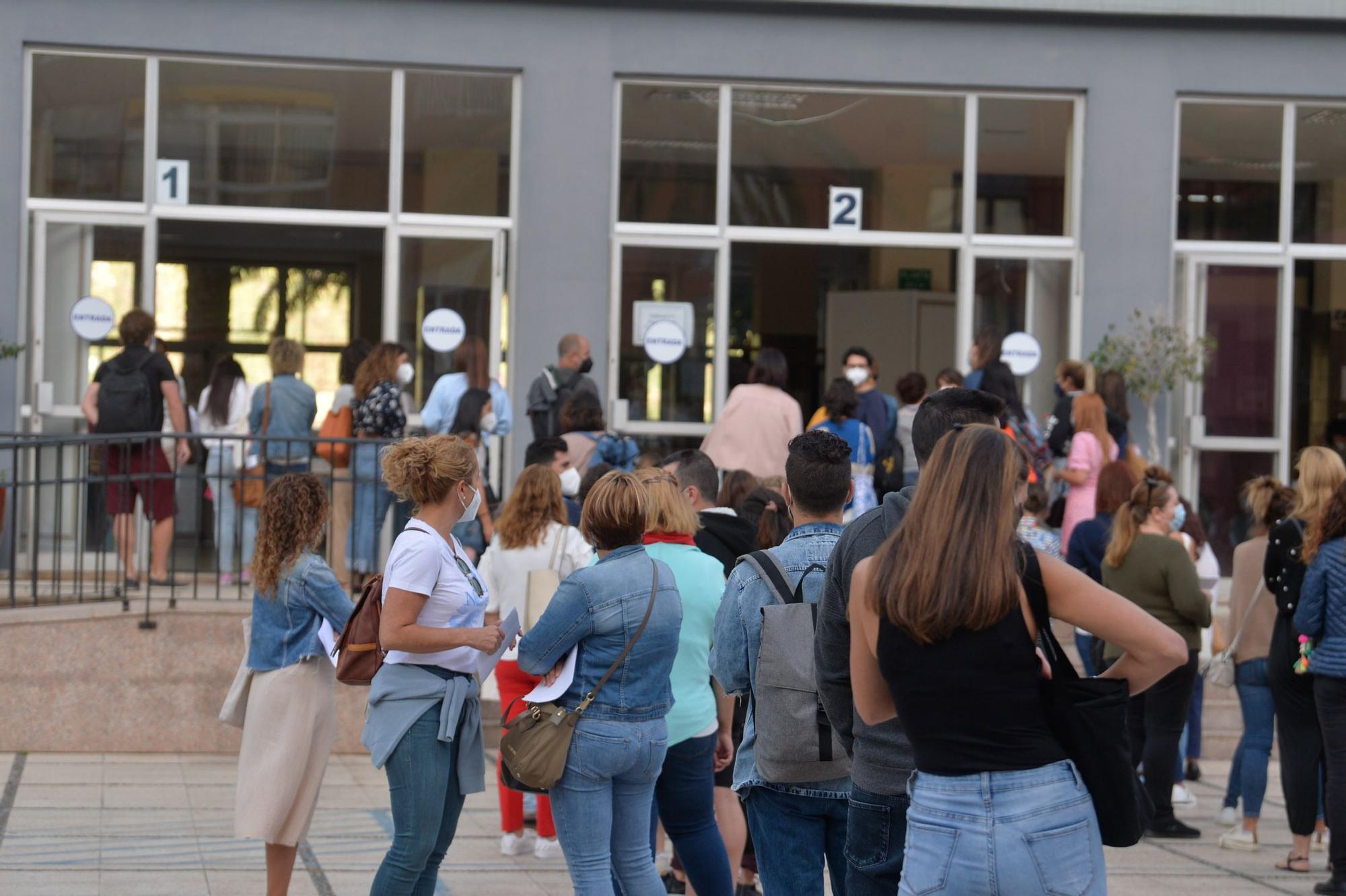 Oposiciones de profesores