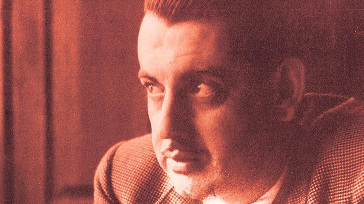 El último poeta olvidado, Antonio Otero Seco.