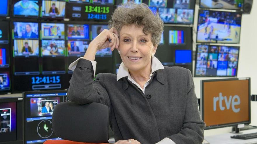Rosa María Mateo pone su cargo al frente de RTVE a disposición del Gobierno