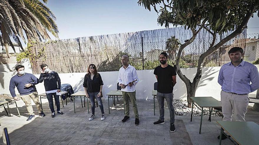 El virus no paraliza la política municipal de Mallorca