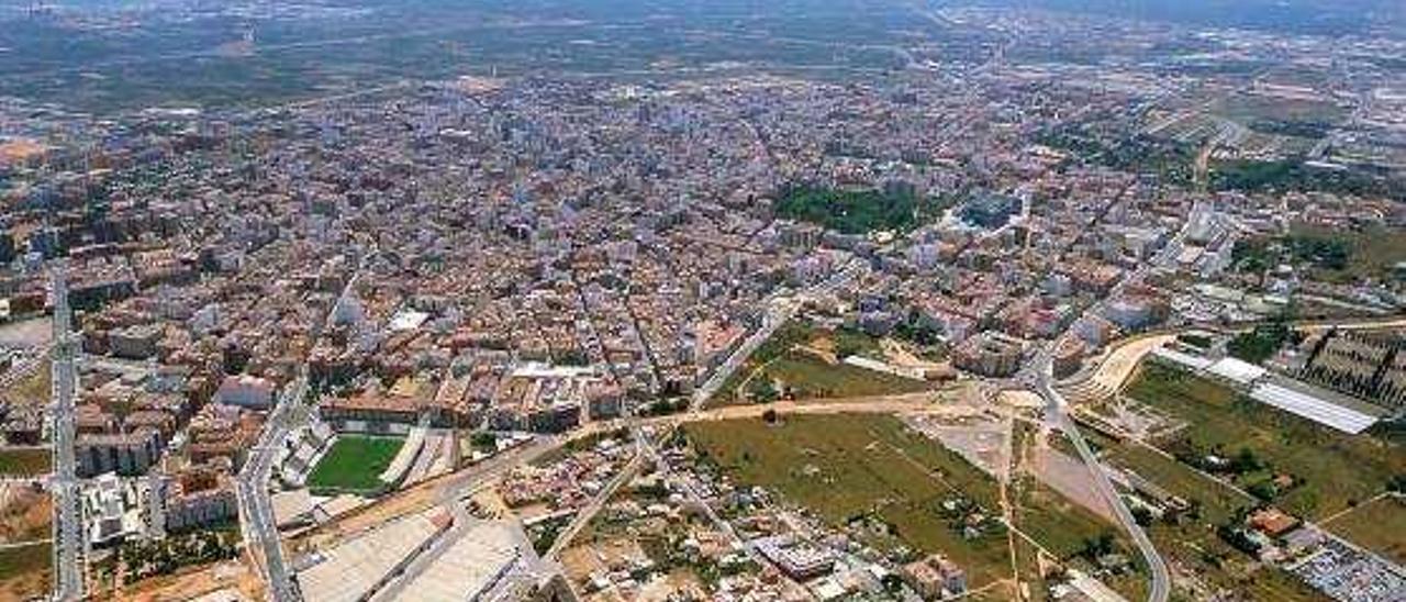 El urbanismo se rige por una norma provisional.
