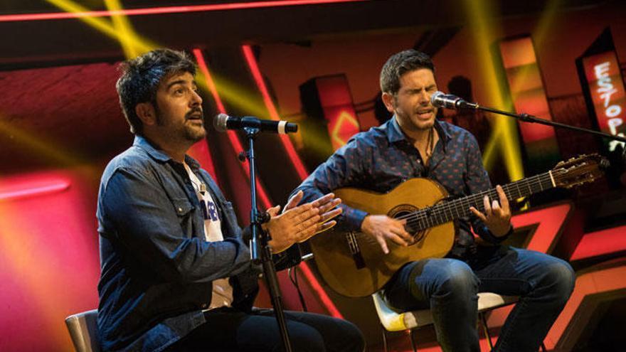 Estopa saca a la luz su canción censurada en 'El Hormiguero'