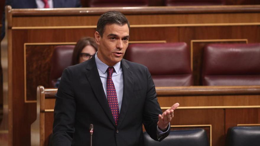 Sánchez justifica que el Congrés no investigui Felipe González el rei emèrit