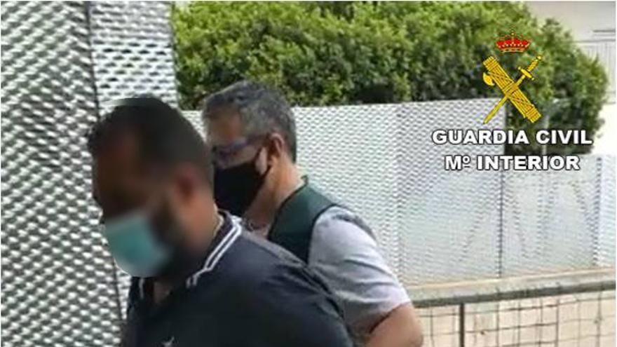 Aprovechaban las visitas a la casa de sus familiares en la Vega Baja para robar en fincas de los alrededores