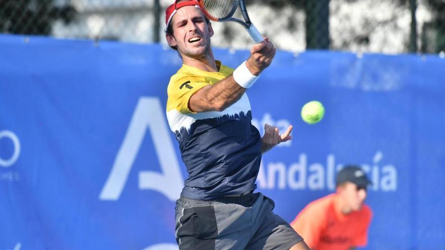 Adrián Menéndez garantiza acento español en los cuartos de final