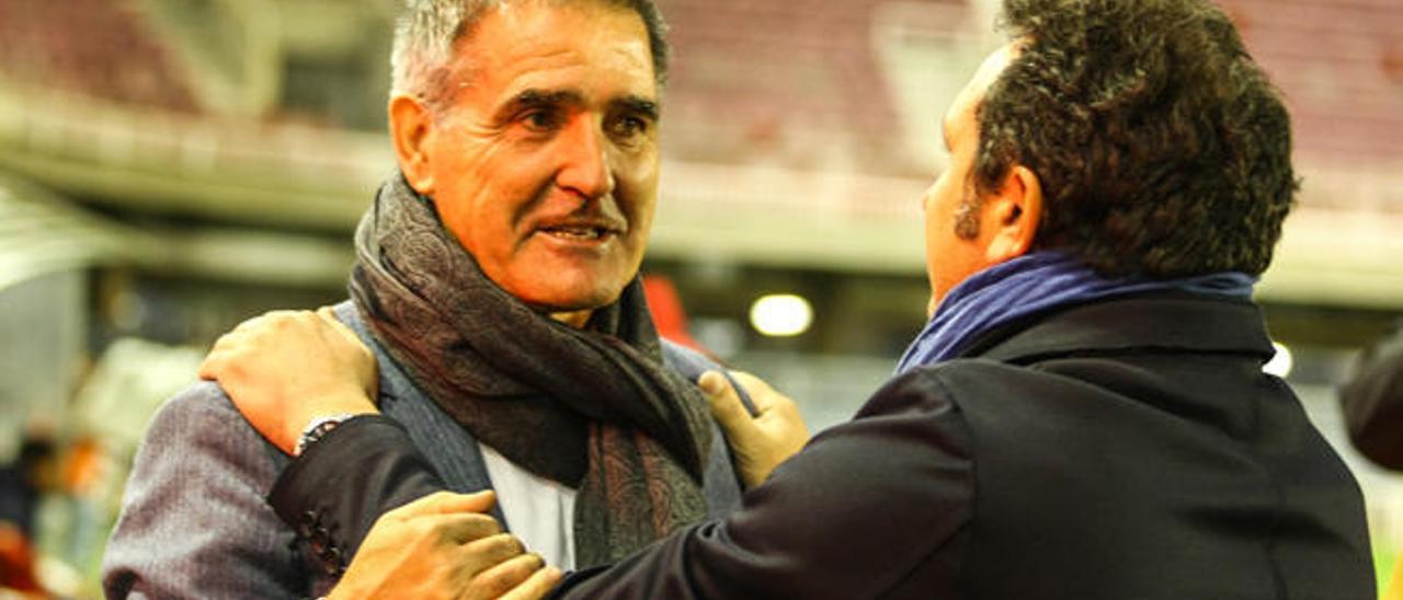 "Herrera: ""Esta UD tiene alma"""