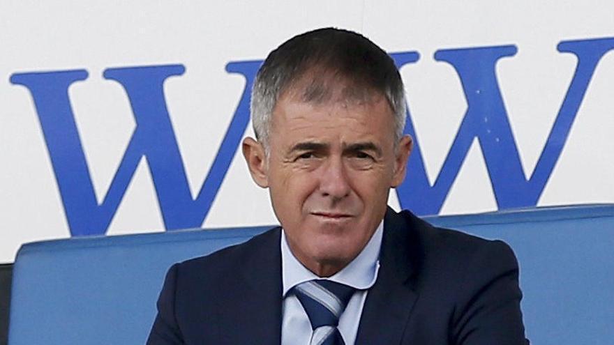 El Zaragoza destituye a Lucas Alcaraz y se encomienda a Víctor Fernández