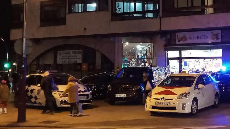 Un niño de 11 años muere en Vigo tras caer de un sexto piso a un patio de luces