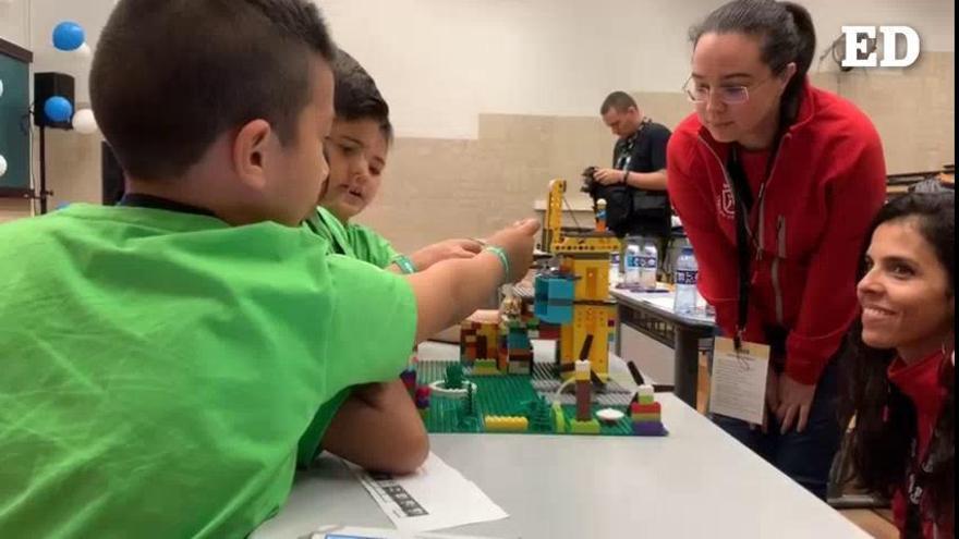 Arranca la VIII edición de la  First Lego League Canarias
