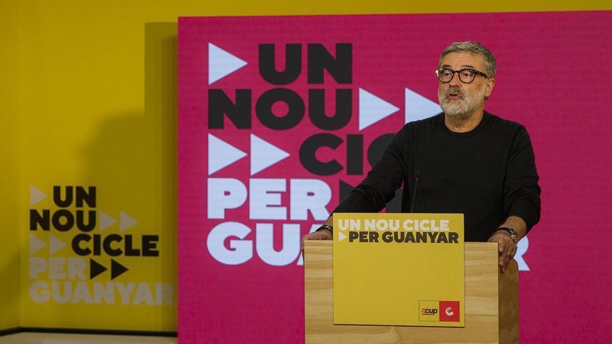 Mossos, referéndum y plan choque: las tres condiciones de la CUP a ERC y JxCat