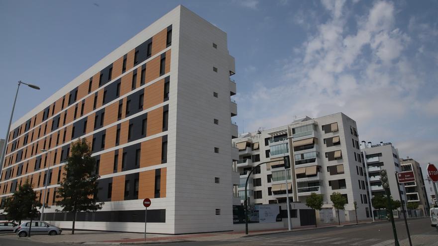 Córdoba tiene 4.834 pisos nuevos sin vender, un 1,77% más que hace un año