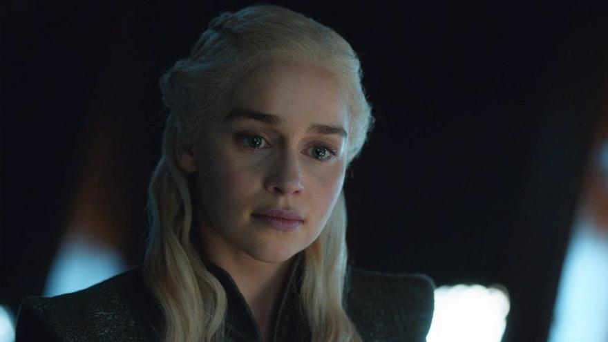 La bronca de Emilia Clarke en 'Juego de Tronos' por cómo era Daenerys